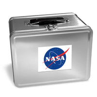 NASA Custom Lunch Box