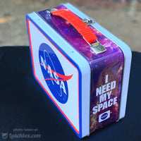 NASA JPL Lunch Box