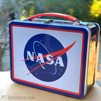 NASA Space Lunch Box