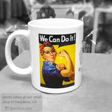 Nasty Girl Woman Riot Girl Coffee Mug