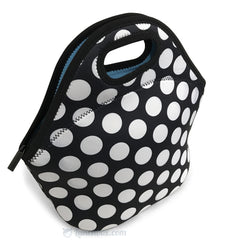 Polkadot Insulated Lunch Bag