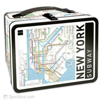 New York Subway Lunch Box