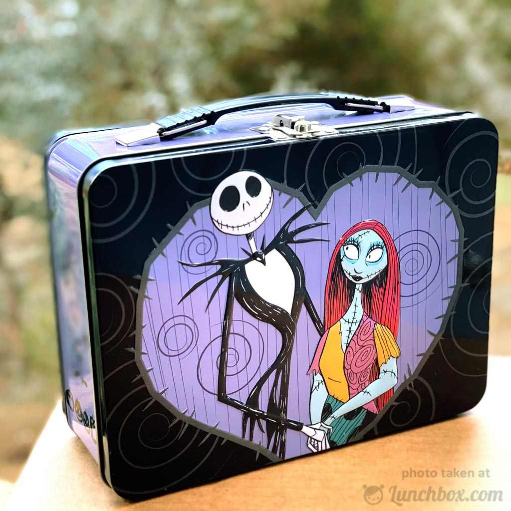 The Nightmare Before Christmas Lunch Box   Lunchbox.com