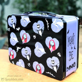 Nightmare Before Christmas Metal Lunch Box