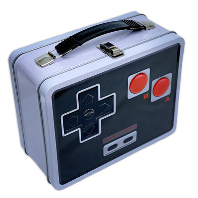 Old School Controller Lunch Box