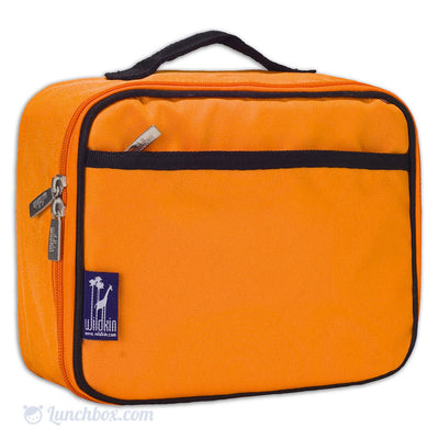 Orange Lunch Box