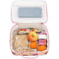Pink Owls Lunchbox