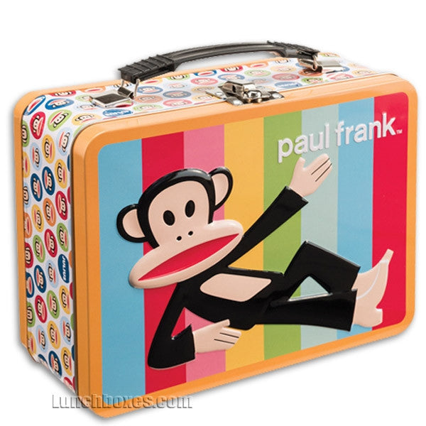 Paul Frank Bedroom In A Box: Standard Size Lunch Boxes