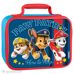 Paw Patrol Insulated Lunch Box