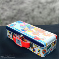 Paw Patrol Metal Lunchbox
