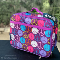 Peace Sign Lunch Box