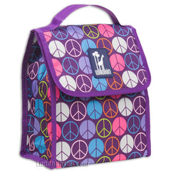 Peace Signs Munch n Lunch Bag