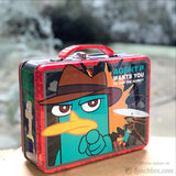 Phineas and Ferb Metal Lunchbox