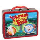 Phineas and Ferb - Secret Agent - Snack Box