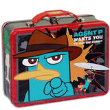 Phineas and Ferb - Secret Agent - Snackbox