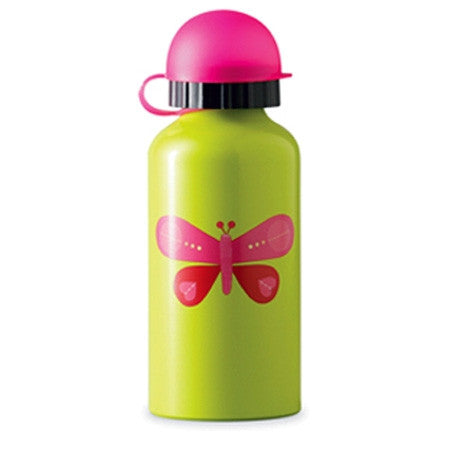 Pink Butterfly Bottle