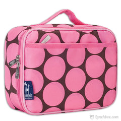 Big Dots - Pink - Lunch Box