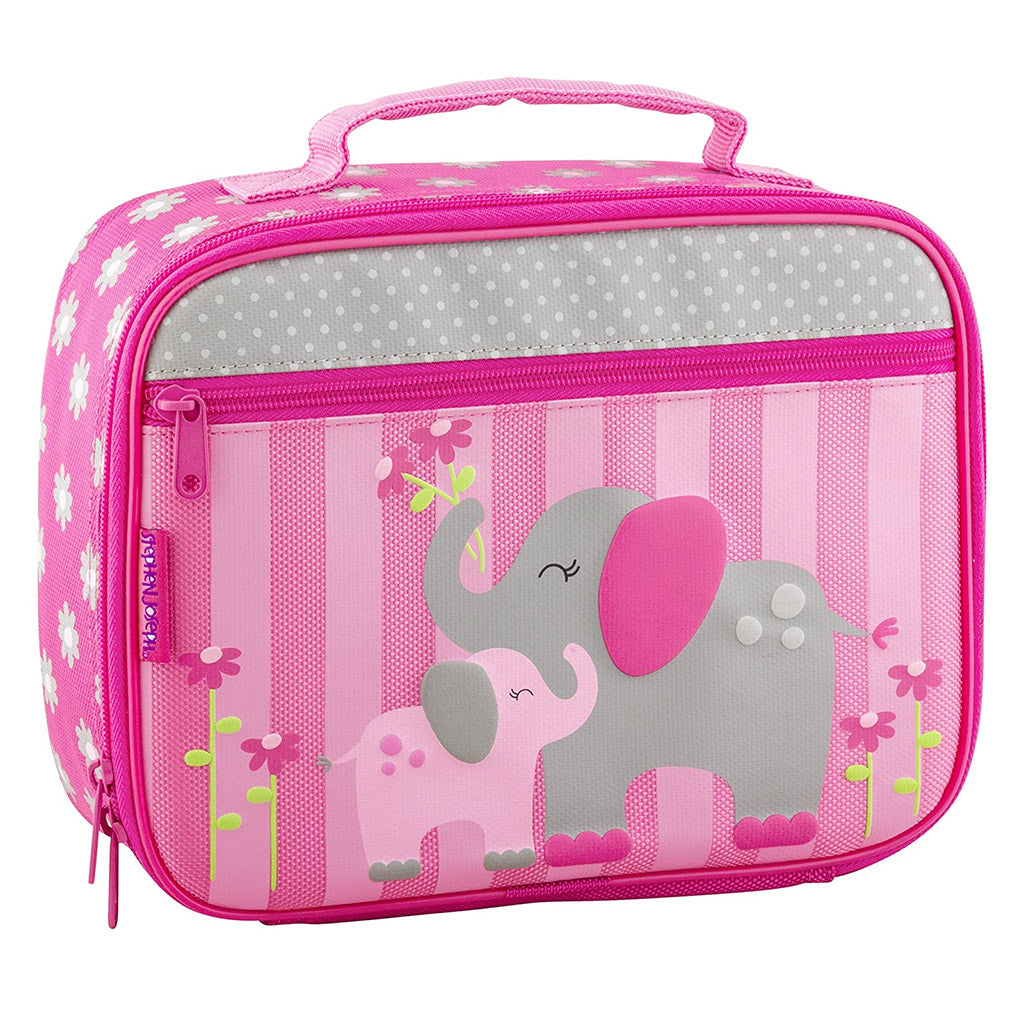 Pink Elephant Lunch Box