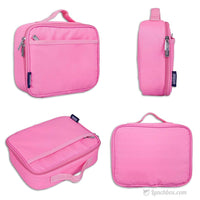 Pink Insulated Lunch Box
