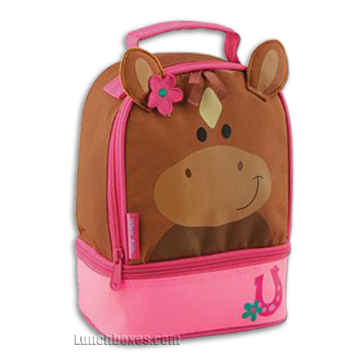 Pink Pony Girls Lunch Bag