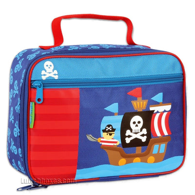 Pirate Ship Insulated Lunchbox