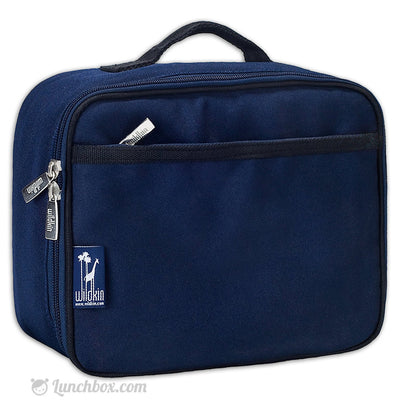 Plain Insulated Lunch Box
