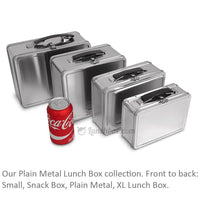 Plain Lunch Boxes