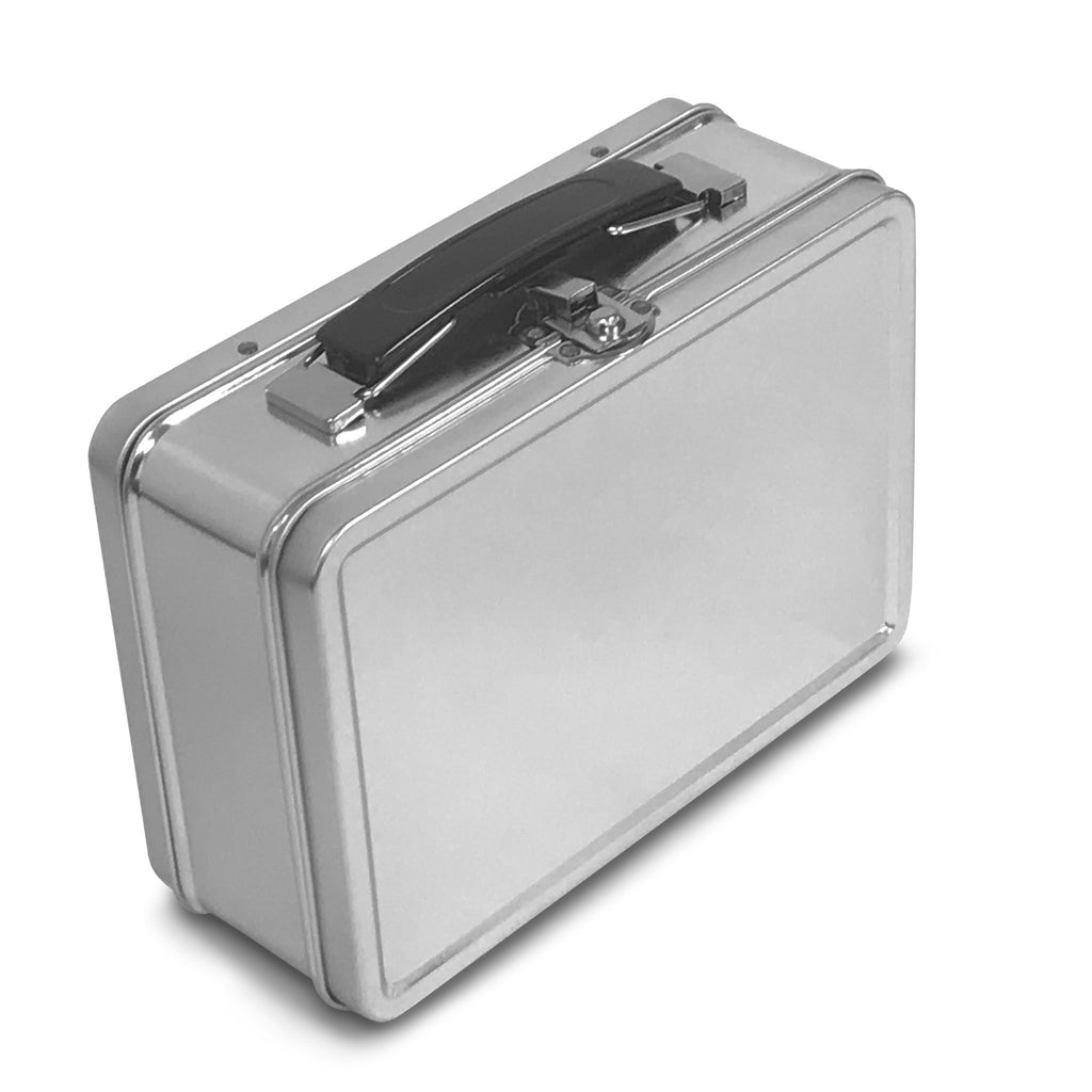 Plain Metal Lunch Box
