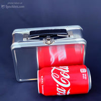 Plain Metal Lunchbox