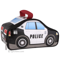 Police Car Boys Lunch Box