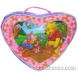 Pooh - Heart Shaped - Lunch Box