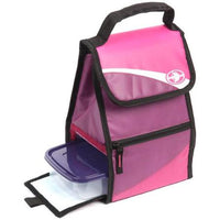 Pocket Insulated Lunch Box - Open