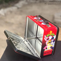 Power Rangers Embossed Lunchbox