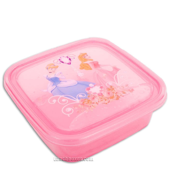 Disney Princess - EZ-Freeze - Sandwich Box
