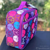 Purple Lunchbox