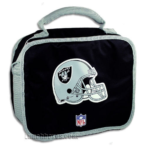 Oakland Raiders Lunch Box