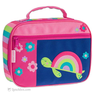 Rainbow Turtle Lunch Box