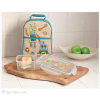 Robot Boys Lunch Box