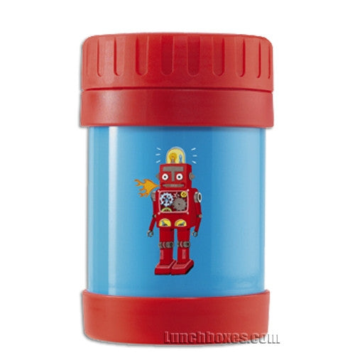Kid's Food Jar - Robot