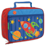 Space - Rocket Ship - Lunch Box