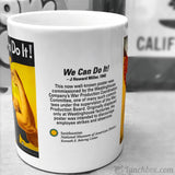 Rosie the Riveter Coffee Cup