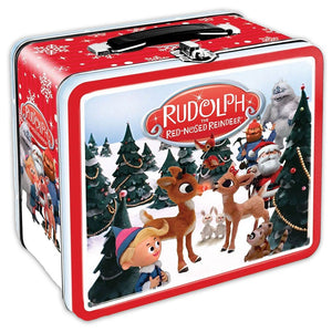 Rudolph The Red Nosed Reindeer Lunch Box