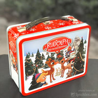 Rudolph The Red Nosed Reindeer Lunchbox