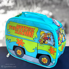 Scooby Doo - Mystery Machine - Lunch Box