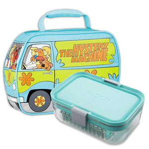 Scooby Lunch Box With Bento