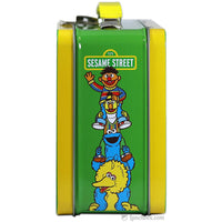 Sesame Street Metal Lunch Box