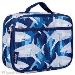 Sharks Insulated Lunchbox