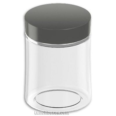 Sipp Food Jar - Charcoal