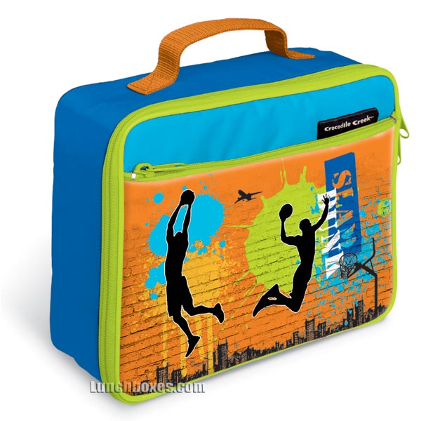 Slam Dunk Basketball Lunch Box