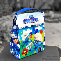 Smurf Lunchbox